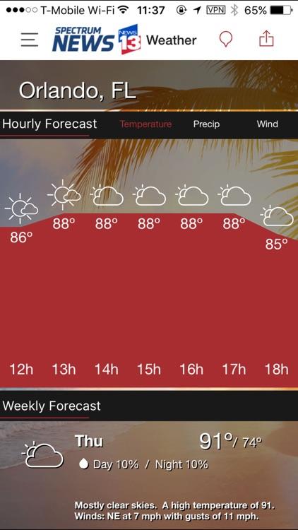 Spectrum News 13 screenshot-4