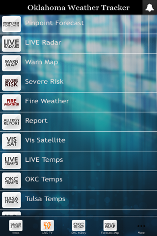 Texas Weather Tracker TV - náhled