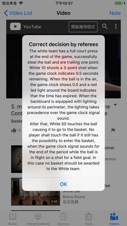 iBasketballRules screenshot-9
