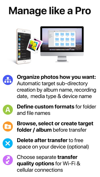PhotoSync – transfer photos screenshot-9