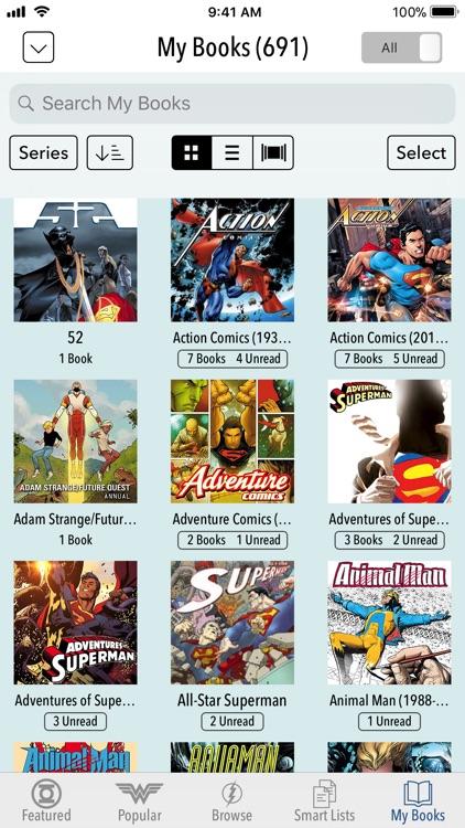DC Comics screenshot-3