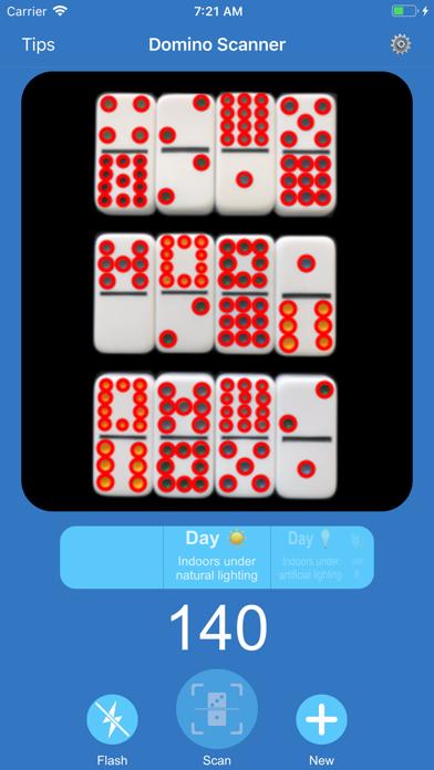 Domino Scanner screenshot 4