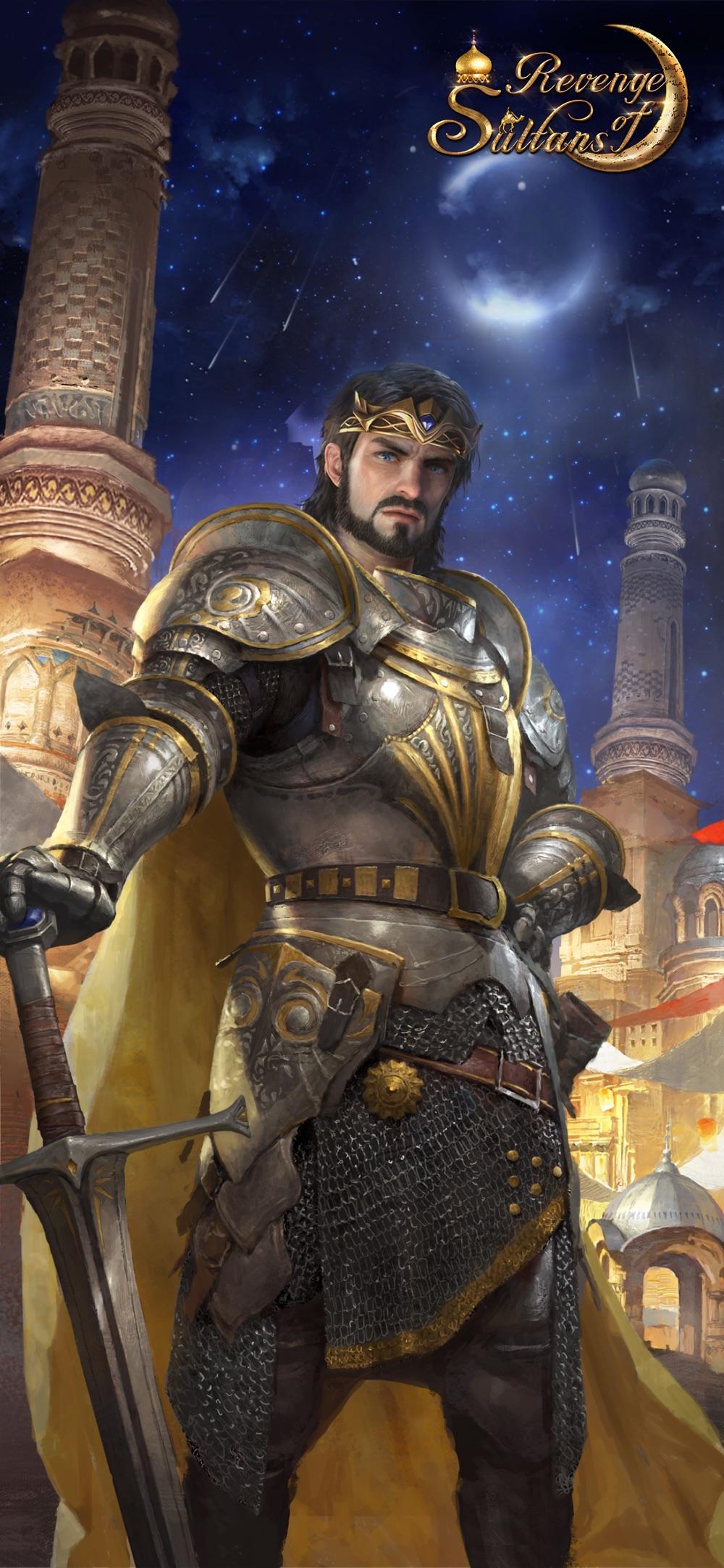 Revenge of Sultans Cheat Codes