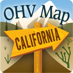 OHV Trail Map California