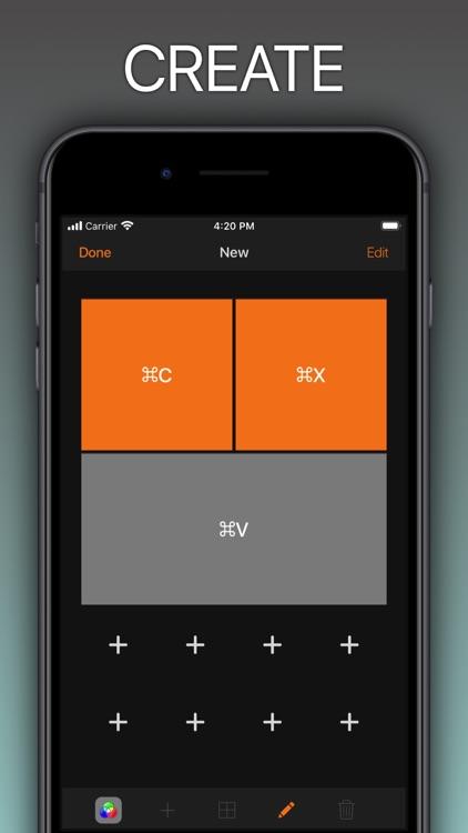Remote NumPad & KeyPad Pro screenshot-2