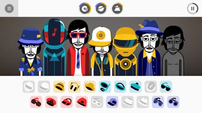 Screenshot for Incredibox in United States App Store
