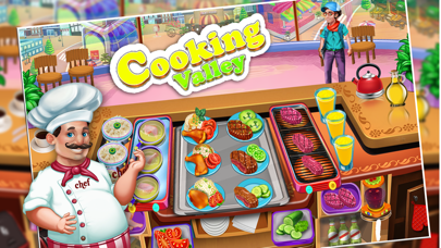 Cooking Valley : Cooking Games screenshot 1