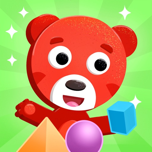 Puzzle Play: Toddler's Games