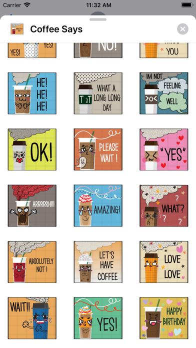Coffee Says screenshot 3