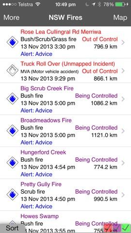 Australian Firesのおすすめ画像3