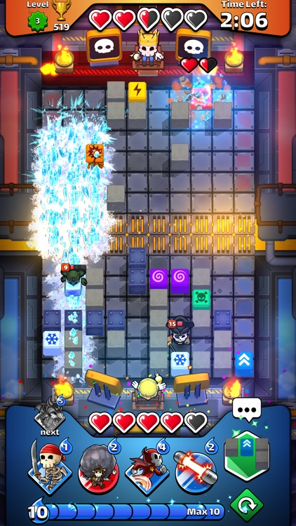 Magic Brick Wars screenshot-6