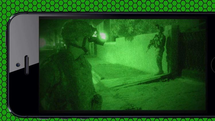 Night Vision Spy - Binoculars