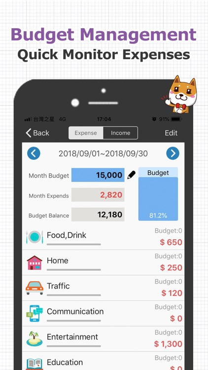 CWMoney Pro - Expense Tracker screenshot-3