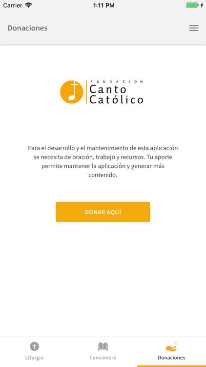 Canto Católico screenshot-3