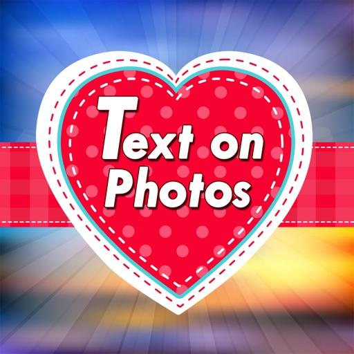 Text on Photos : Text Editor