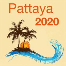 Pattaya 2020 — offline map!