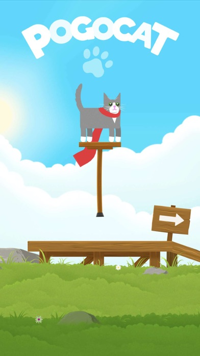 Pogocat! screenshot 1