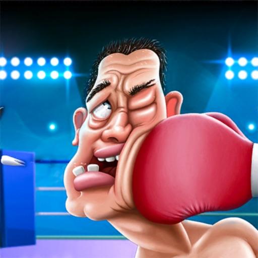 Бокс Уличная драка- пощечина