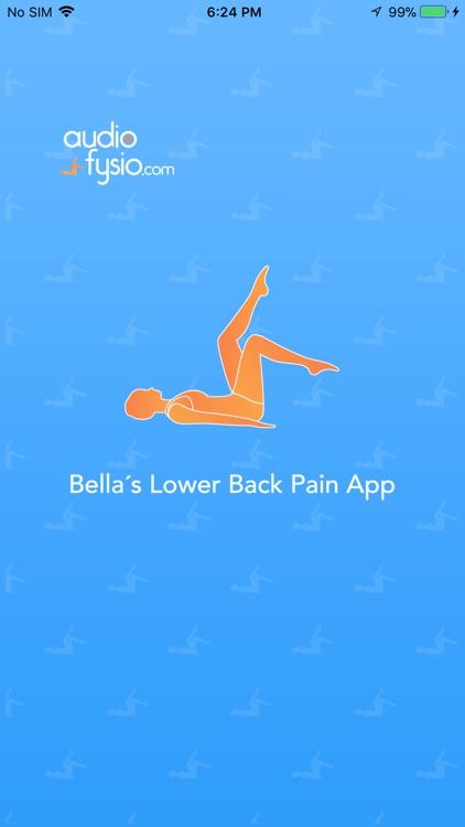 Bella's Lower Back Pain App