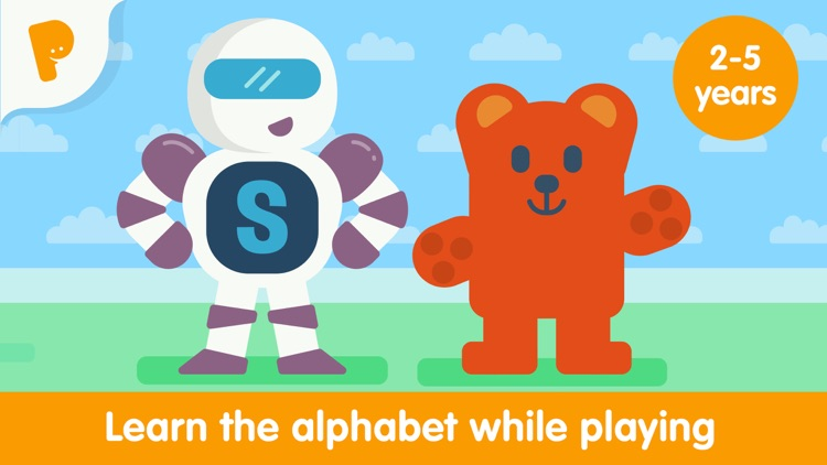 Alphabet Learning for Toddlers