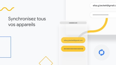 Screenshot for Google Chrome in France App Store