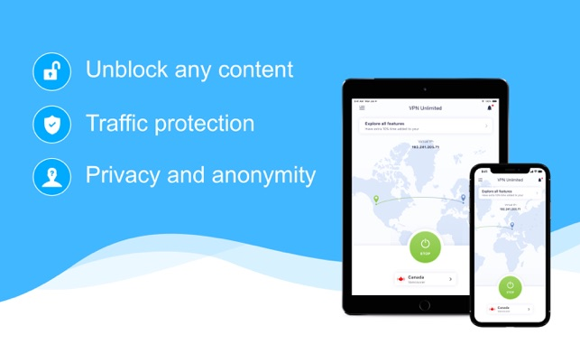 VPN Unlimited - WiFi Proxy on the Mac App Store