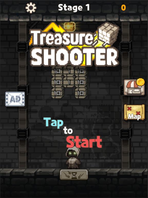 Treasure Shooterのおすすめ画像1