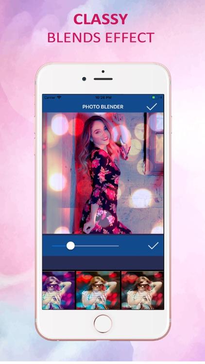 Photo Blender: Mix Photos screenshot-4