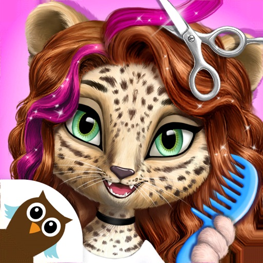 My Animal Hair Salon World