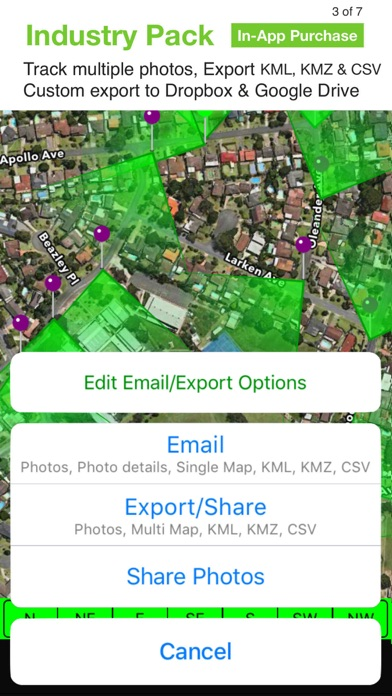 download Solocator - GPS Field Camera apps 1