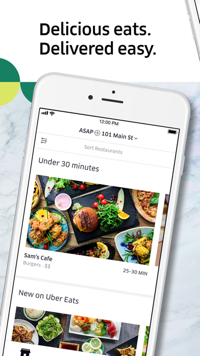 download Uber Eats: Food Delivery
