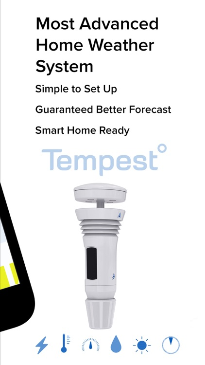 Tempest Smart Weather screenshot-1