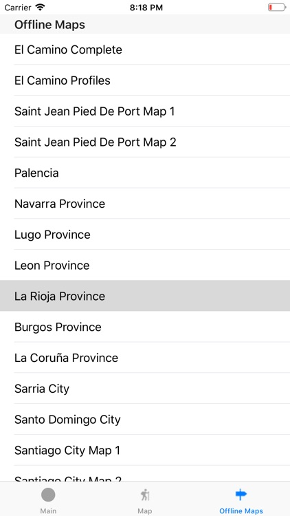 El Camino de Santiago screenshot-4