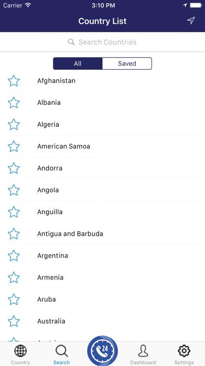 International SOS Assistance screenshot-3
