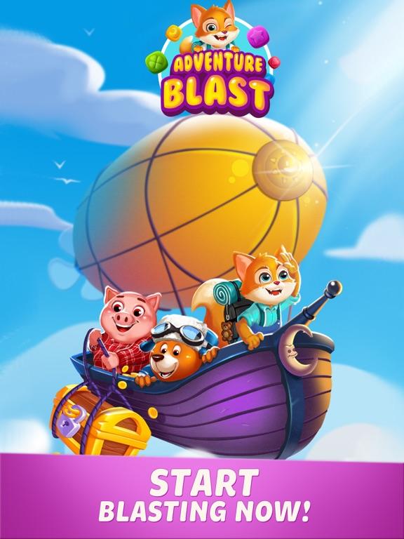 Adventure Blast screenshot 14
