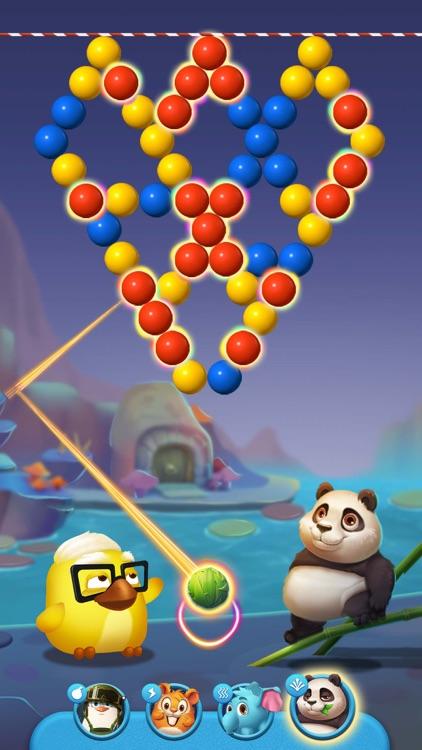 Birdpapa™ - Bubble Crush screenshot-3