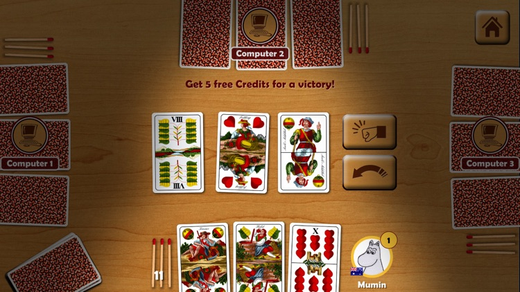 Thirty-One: Card Game Online screenshot-4