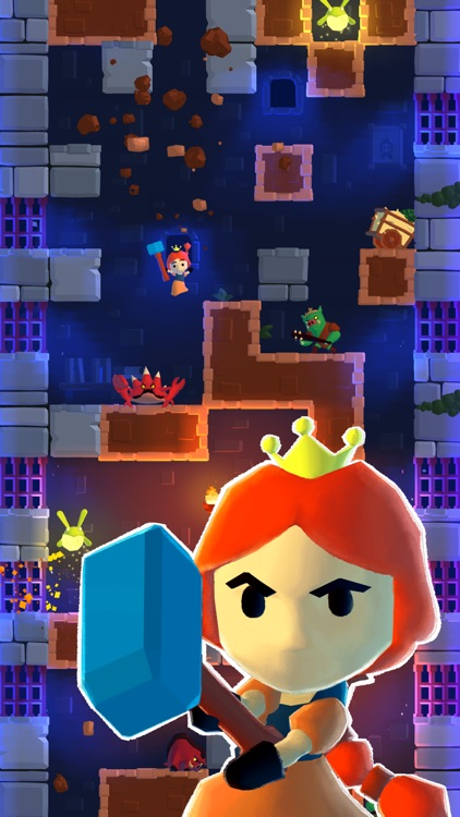 Once Upon a Tower screenshot-0