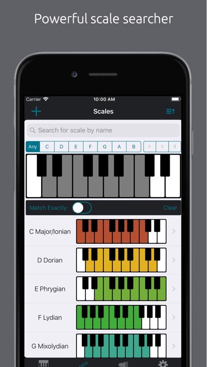 Tonality - Music Theory screenshot-4