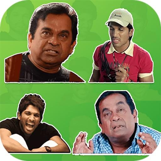 Telugu Stickers New Pack