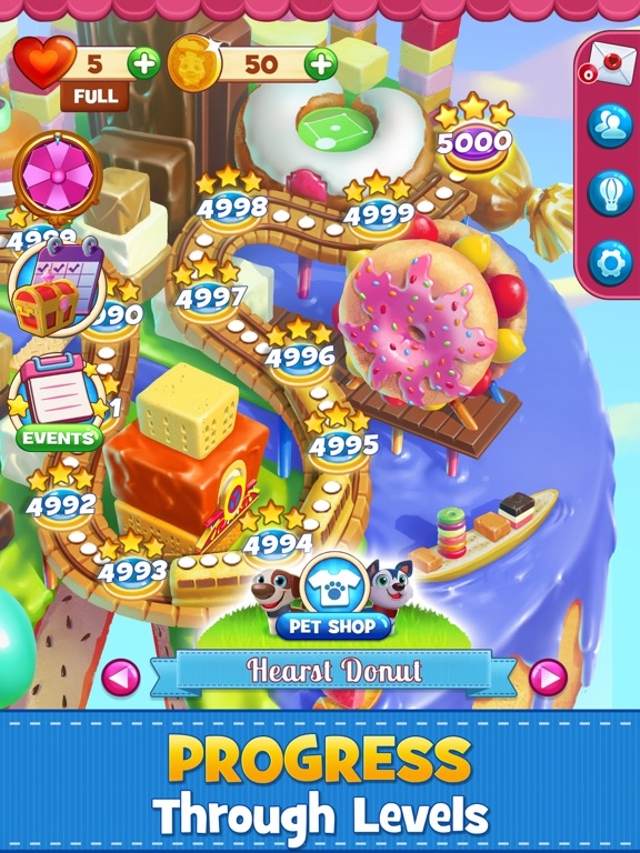 Cookie Jam screenshot