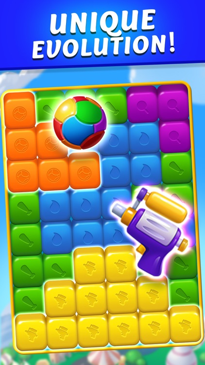 Cube Blast Pop - Tapping Fever screenshot-3