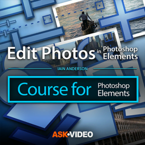 Edit Photos in Elements Course