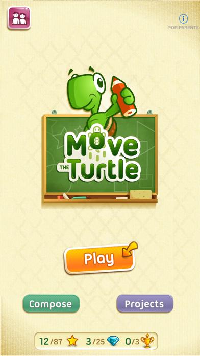 Move the Turtle. Learn to codeのおすすめ画像3