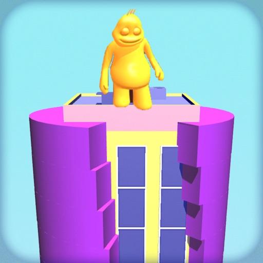 helix tower jump 3D