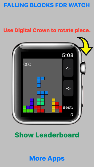 Moving Blocks for Watchのおすすめ画像1