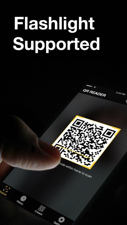 QR Code Reader & QR Scanner screenshot-3