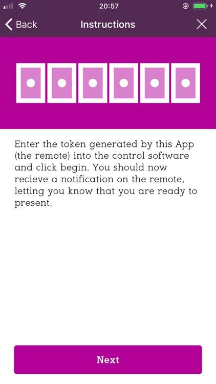 Remote Arrangement