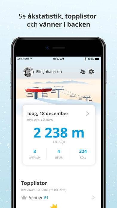 Screenshot for SkiStar.com in Sweden App Store