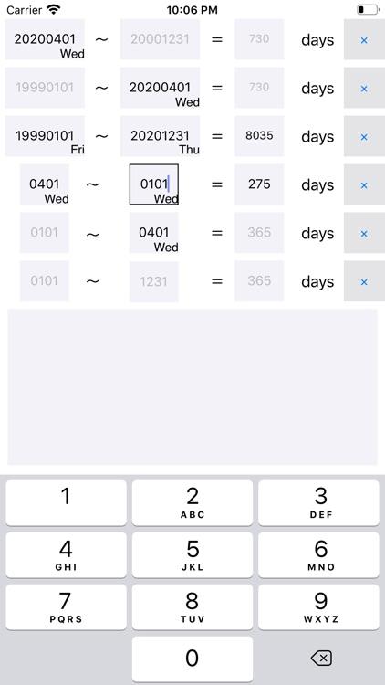 Date Calculators